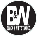 Black and White Taxi - Book a Ride - NJRide app - Bloomfield - Belleville - Montclair - Caldwell - NJ - NY - New Jersey - New York